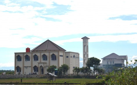 Islamic Center Ash-Shilah - Aceh