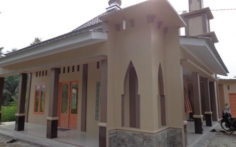 Yayasan Ash-Shilah bangun masjid di sumatera utara-3