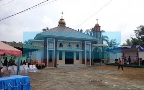 Galeri Peresmian Masjid Basam