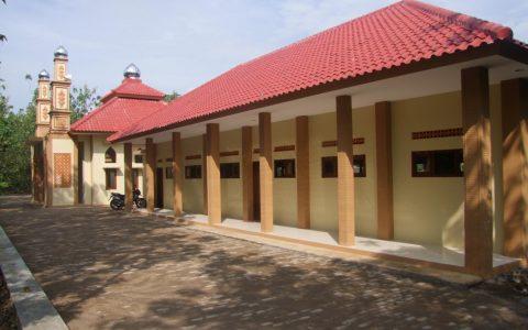 Peresmian Islamic Center Fathimah Ibrohim Salman Al Ali di Sukoharjo