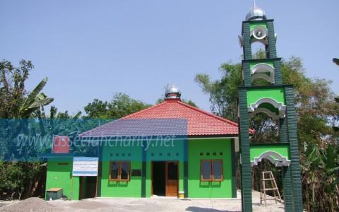 Galeri Peresmian Masjid Kholid bin al-Walid Oleh Syaikh Ali al-Sa'dy