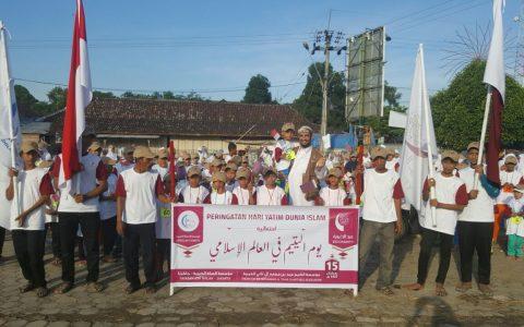 Peringati Hari Yatim Dunia Islam, Yayasan Ash Shilah Berbagi Kebahagiaan