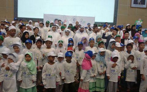 Yayasan Ash Shilah Mengadakan Santunan Untuk 1000 Anak Yatim