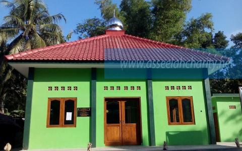 Galeri Peresmian Masjid di Klaten, Jawa Tengah