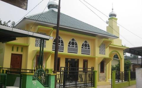 Yayasan Ash-Shilah Bangun Masjid di Sumut