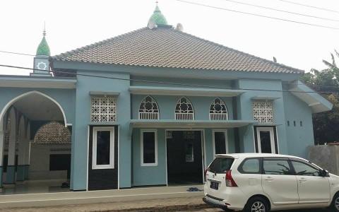 Yayasan Ash-Shilah Bangun Masjid Ar-Rohmah di Jatim