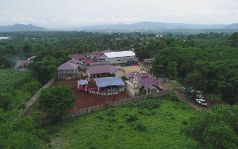 Yayasan Ash Shilah Membangun Islamic Center di Sukabumi