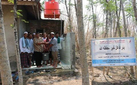 Yayasan Ash-Shilah Salurkan Paket Bantuan Sumur Bor Untuk Masyarat Dusun Ciendok, Bekasi