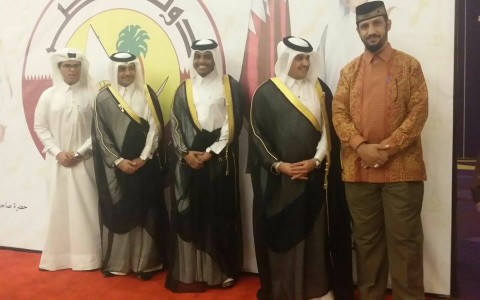 Yayasan Ash-Shilah di Qatar National Day